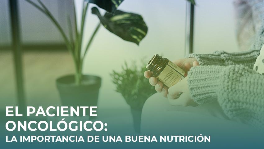 Nutrición Oncológica y Sus Beneficios